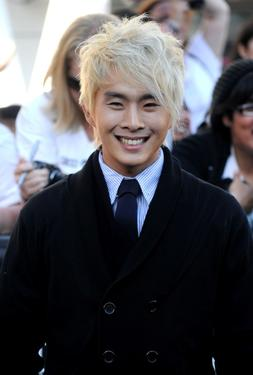 "Justin Chon at the premiere of ""The Twilight Saga: Eclipse"" during the 2010 Los Angeles Film Festival."