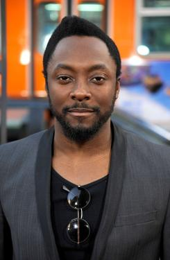 "will.i.am at the screening of ""X-Men Origins-Wolverine."""