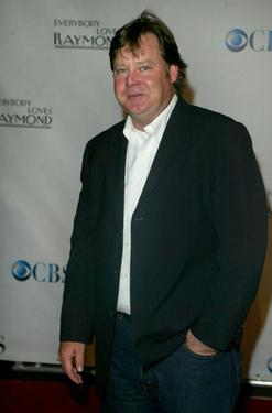 "Joel Murray at the wrap party of ""Everybody Loves Raymond."""