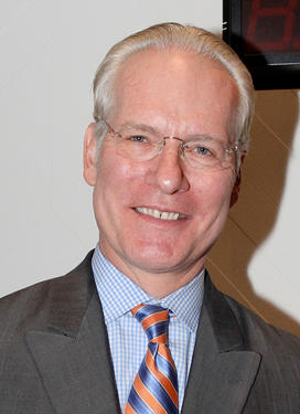 Tim Gunn at the Tim Gunn book launch during the Kate Spade New York celebration.
