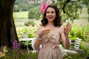 "Alison Brie in ""The Five-Year Engagement."""
