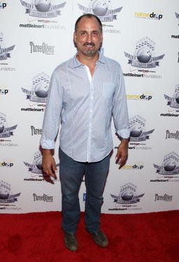 Michael Papajohn at the 3rd Annual Verizon Wireless' Matt Leinart Foundation Celebrity Bowl event.