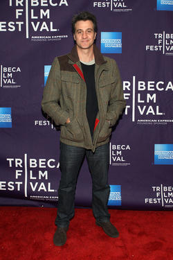 "Ross Partridge at the New York premiere of ""Treatment"" during the 2011 Tribeca Film Festival."