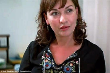 "Elizabeth Peña in ""How the Garcia Girls Spent their Summer."""