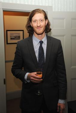 "Samuel Roukin at the after party of ""Bright Star"" during the Times BFI 53rd London Film Festival."