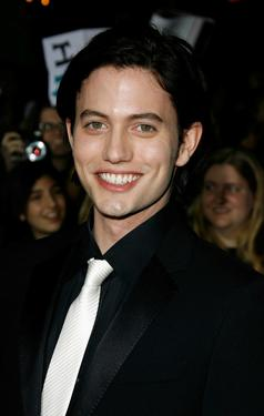 "Jackson Rathbone at the premiere of ""Twilight."""