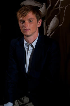 "Henry Hopper at the portrait session of ""Restless"" during the 64th Cannes Film Festival."