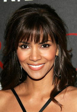 "Halle Berry at the ""Perfect Stranger"" premiere."