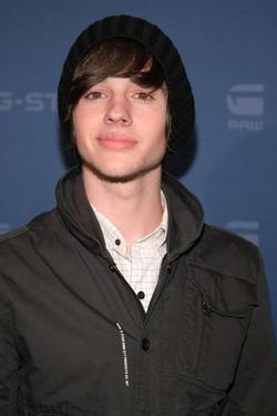 Matt Prokop at the G Star Fall 2009 Fashion show during the Mercedes-Benz Fashion Week.
