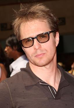 "Sam Rockwell at the California premiere of ""G-Force."""