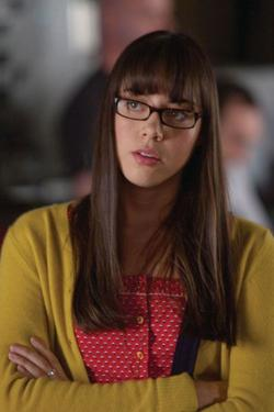 "Aubrey Plaza as Daisy in ""Funny People."""