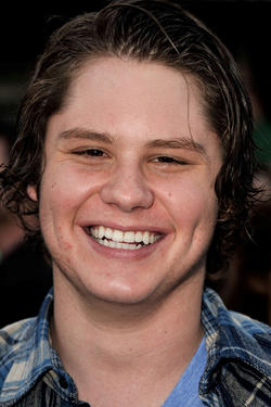 "Matt Shively at the California premiere of ""I Love You, Man."""