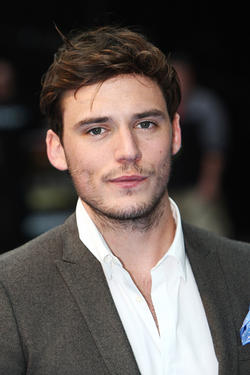 "Sam Claflin at the UK premiere of ""Pirates of the Caribbean: On Stranger Tides."""