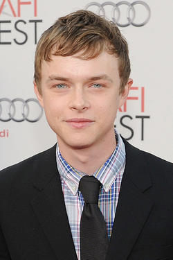 "Dane DeHaan at the California premiere of ""Amigo"" during the AFI FEST 2010."