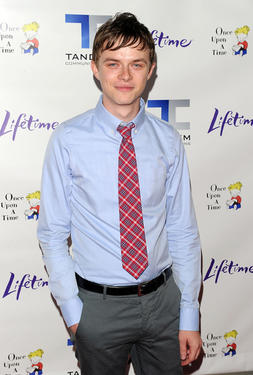 "Dane DeHaan at the New York premiere of ""The Front."""