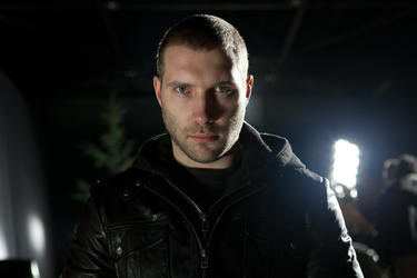 "Jai Courtney as Charlie in ""Jack Reacher."""