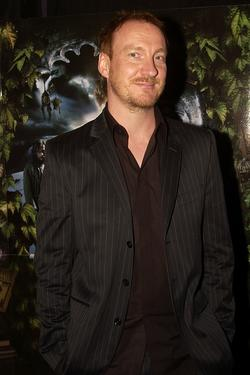"David Thewlis at the Sydney premiere of ""Harry Potter and the Prisoner of Azkaban."""
