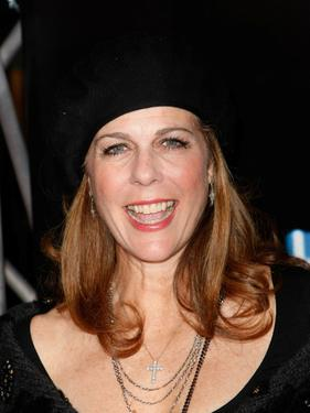 "Rita Wilson at the premiere of ""Untraceable."""