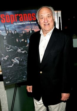 "Jerry Adler at ""The Sopranos: The Complete Fifth Season"" DVD launch party."