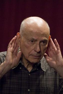 "Alan Arkin in ""City Island."""