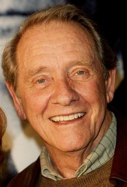 "Richard Crenna at the premiere of ""The Day Reagan Was Shot."""