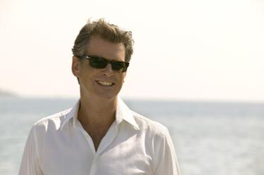 "Pierce Brosnan as Sam in ""Mamma Mia!"""
