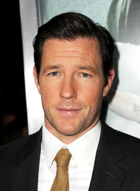 "Edward Burns at the California premiere of ""Alex Cross."""