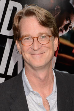 "Director David Koepp at the New York premiere of ""Premium Rush."""