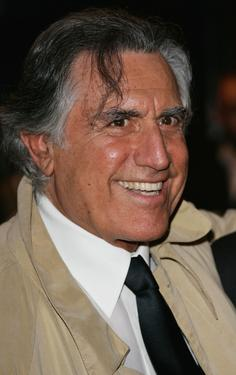 Lando Buzzanca at the opening ceremony concert during the Rome Film Festival.