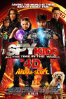 Poster for Spy Kids: All the Time in the World