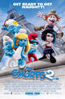 Poster for The Smurfs 2