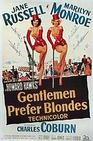 Poster for Gentlemen Prefer Blondes