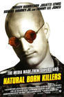 Poster for Natural Born Killers