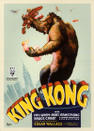 Poster for King Kong (1933)