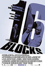 Poster for 16 Blocks