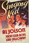 Poster for The Singing Kid