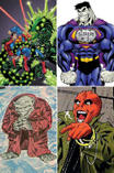 20 Superman Villains Too Weird for the Big Screen