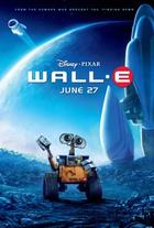 "Poster art for ""WALL-E."""