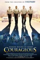 "Poster art for ""Courageous."""