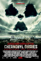 "Poster art for ""Chernobyl Diaries."""