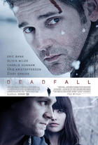 "Poster art for ""Deadfall."""