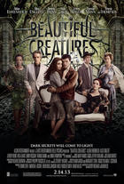 "Poster art for ""Beautiful Creatures."""