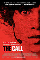 "Poster art for ""The Call."""