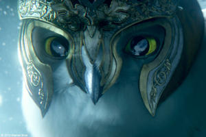 "Barran in ""Legend of the Guardians: The Owls of Ga'Hoole."""