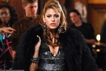 "Eva Mendes in ""We Own the Night."""
