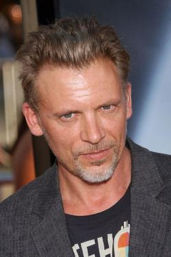 "Callum Keith Rennie at the premiere of ""The X Files: I want to Believe."""