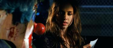 "Eliza Dushku as City Hall in ""Nobel Son."""