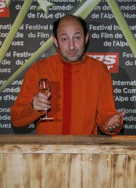 "Kad Merad at the photocall of ""Pur Week End"" during the 10th International Comedy Film Festival."