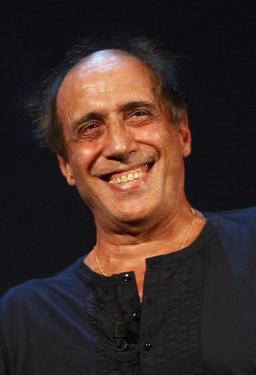 Adriano Celentano at the 65th Venice Film Festival.