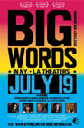 Poster for Big Words